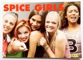 Spice Girls - 'Ginger Pointing' Postcard